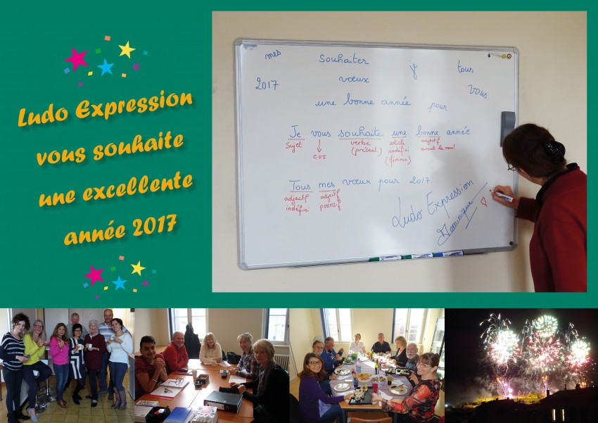 Ludo Expression Voeux 2017